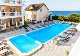 Гостевой комплекс в Севастополе - Севастополь Гостиница с Бассейном и пляжем