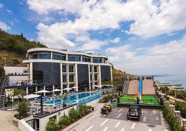 Отель SPA+бассейн - Алушта отель spa с бассейном  рядом с морем