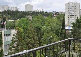 Однокомнатная  501 - Крым Партенит цены  снять квартиру посуточно